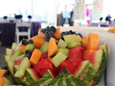cape cod catering fruit