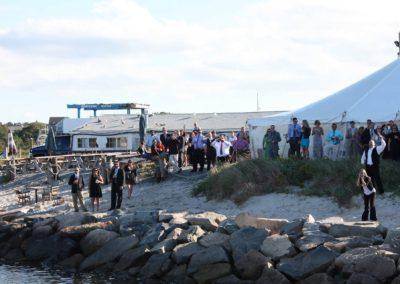 dennis cape cod weddings waterfront